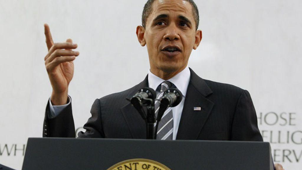 Barack Obama, presidente de los EE UU