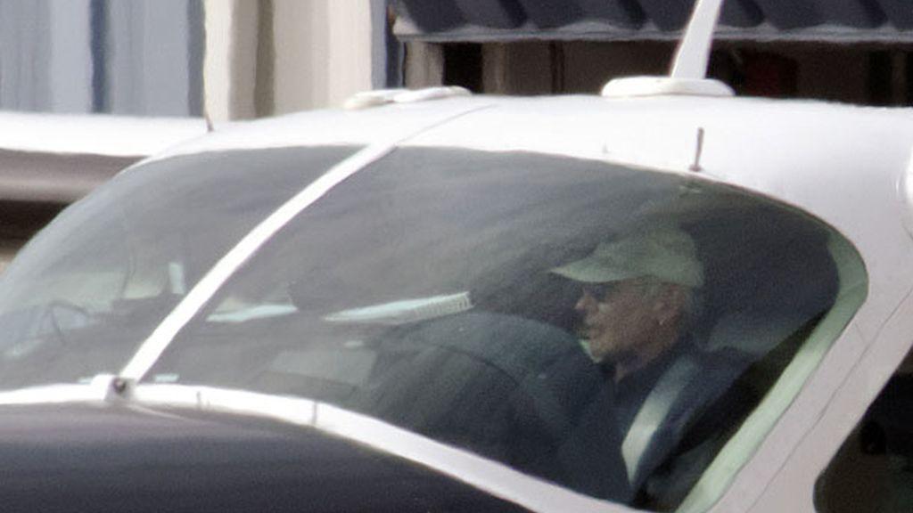 Harrison Ford, licencia para pilotar