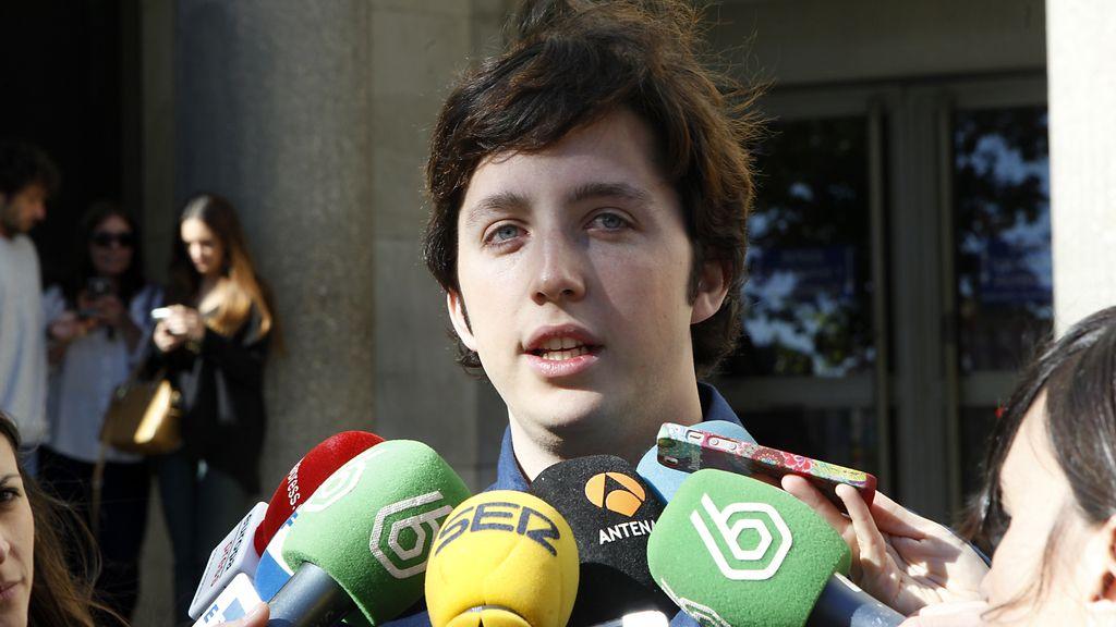 Francisco Nicolás Gómez Iglesias, de nuevo en los juzgados