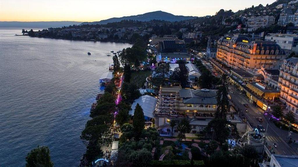 Se celebra la 50ª edición del Festival de Jazz de Montreux