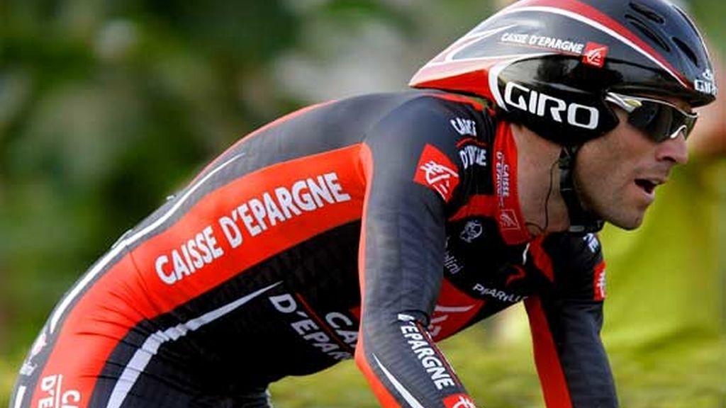 Etapa 2: Valverde, el más veloz
