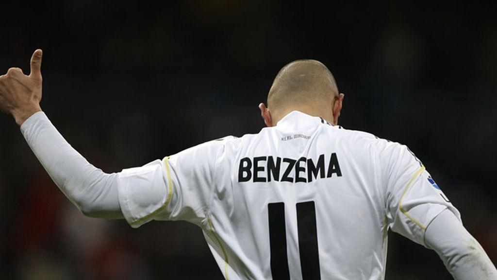 Benzema podría recuperar la titularidad