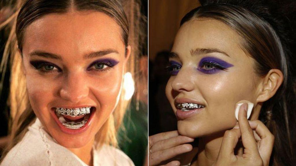 También las modelos como Miranda Kerr lo llevan