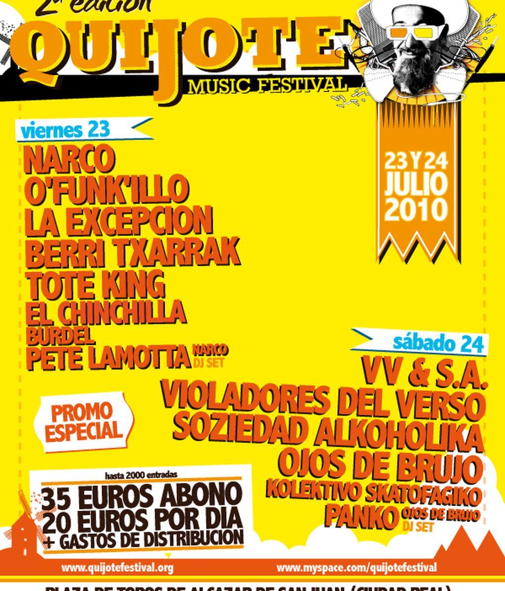 Quijote Music Festival