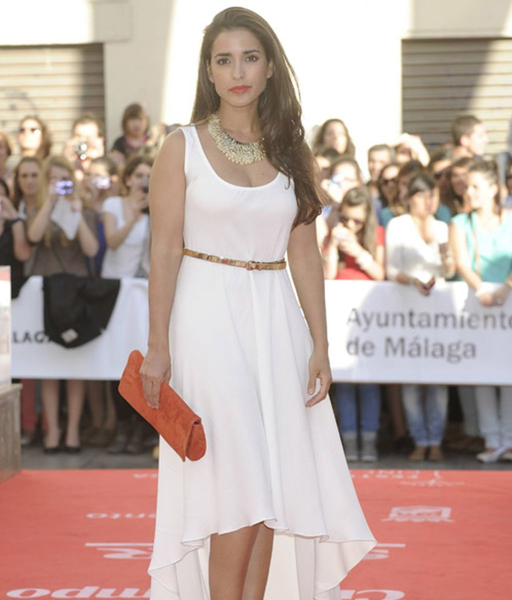 Glamour 'made in Spain' en el Festival de Málaga