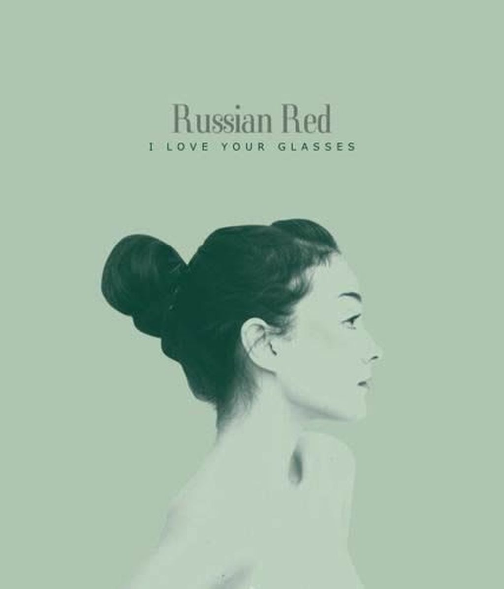 """I love your glasses"", de Russian Red"