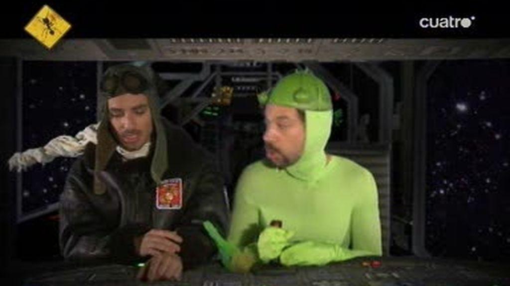 Juan y Damián presentan la ouija virtual y nuevos casos OVNI