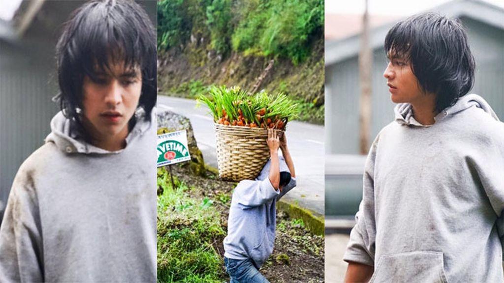 'El hombre zanahoria' que vuelve loca a las filipinas