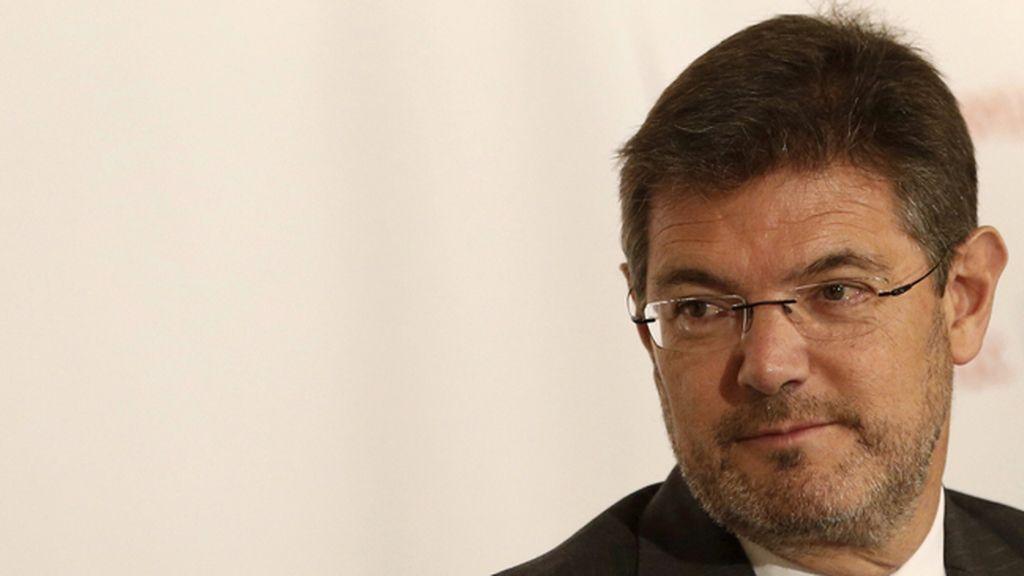 Ministro de Justicia, Rafael Catalá