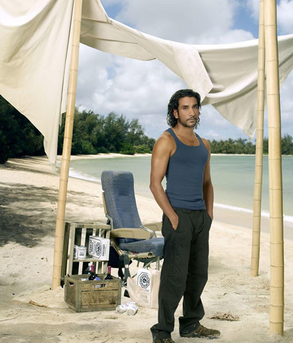 6ª Temporada: Sayid