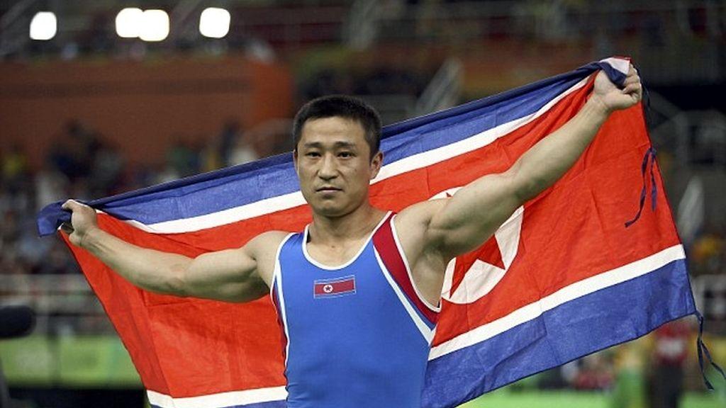 Se-Gwan, el atleta triste