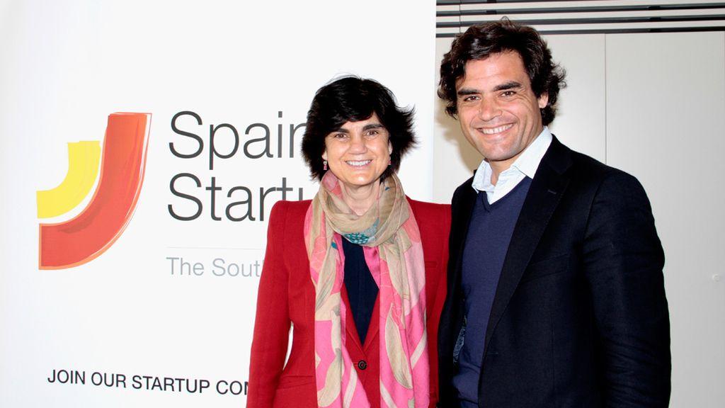 María Benjumea y Juan José Güemes