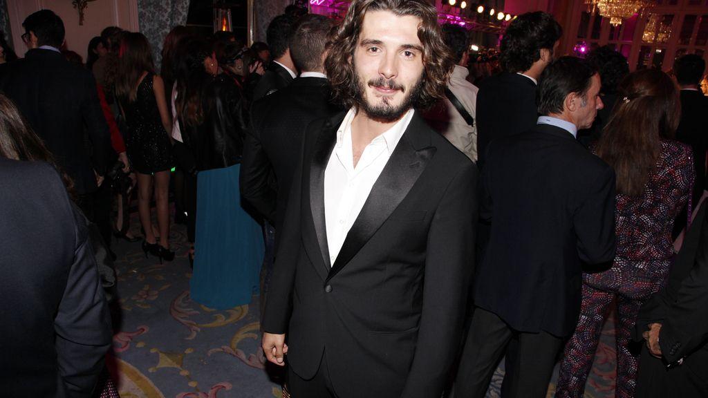 El actor Yon González, Hombre Cosmopolitan de este año
