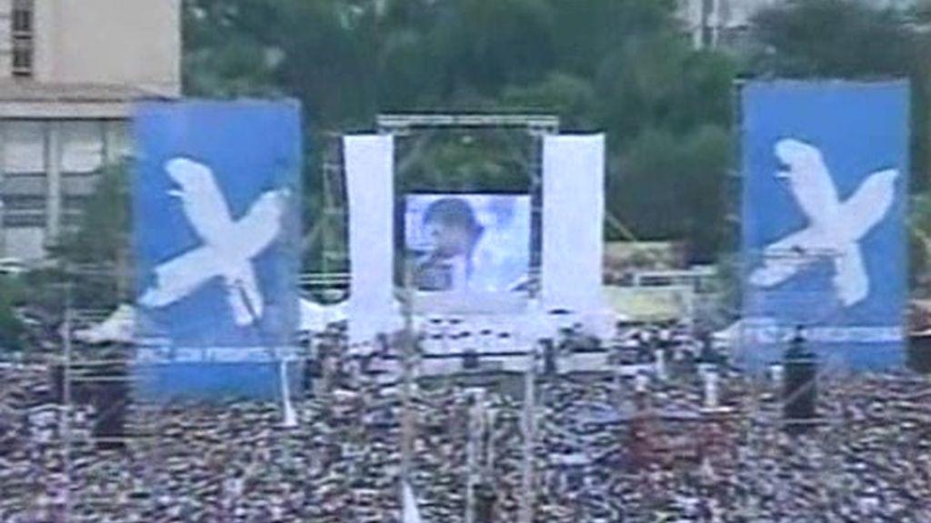 Juanes. 'Camisa negra'
