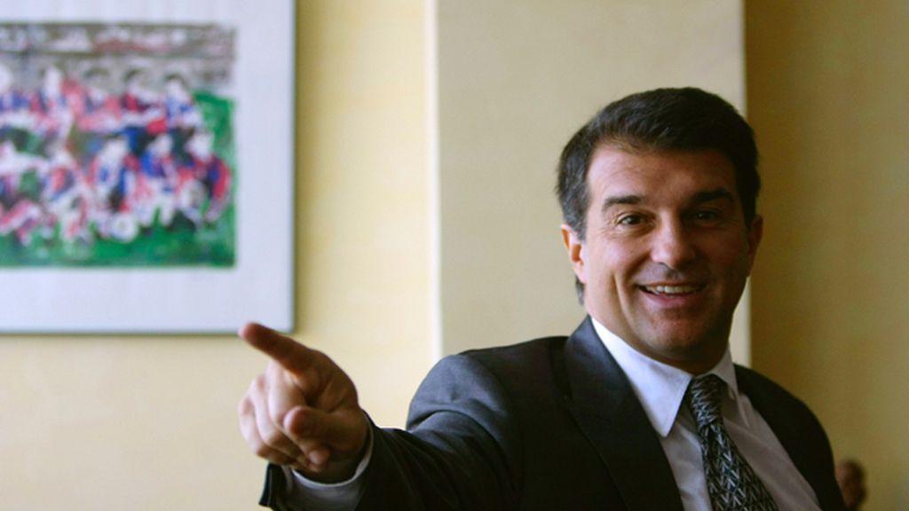 El Barça emprenderá acciones legales contra Laporta