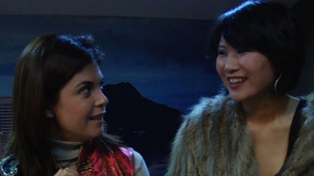 Samanta se va a conertir en una asiática más
