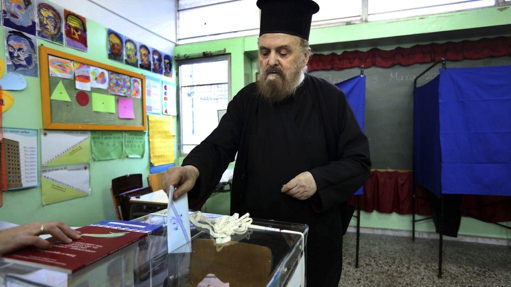Votaciones Grecia