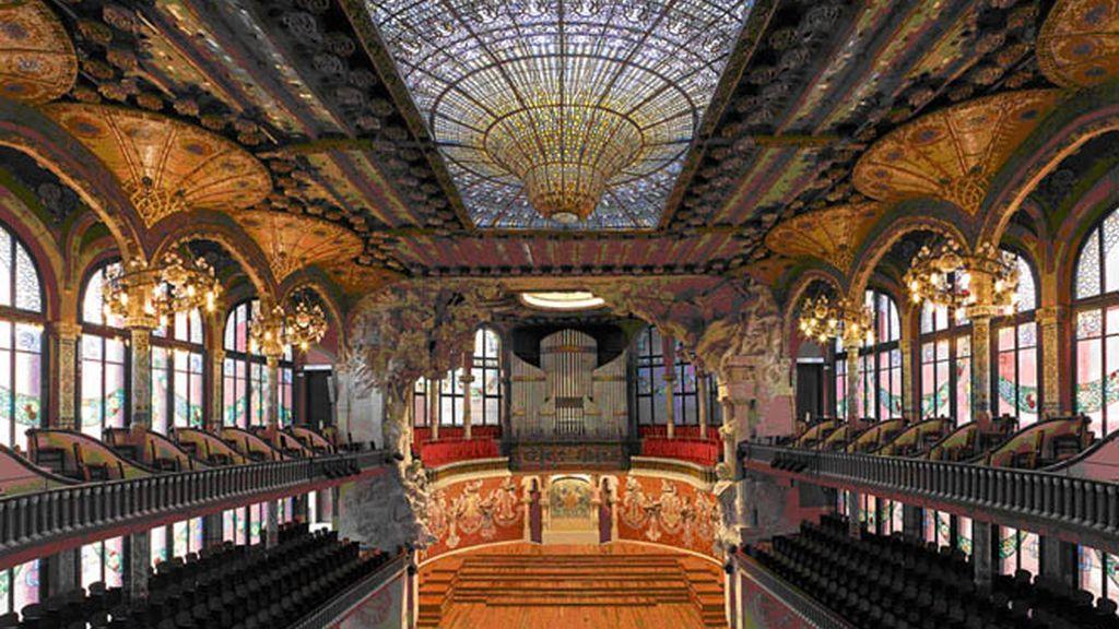 Palau de la Música de Barcelona