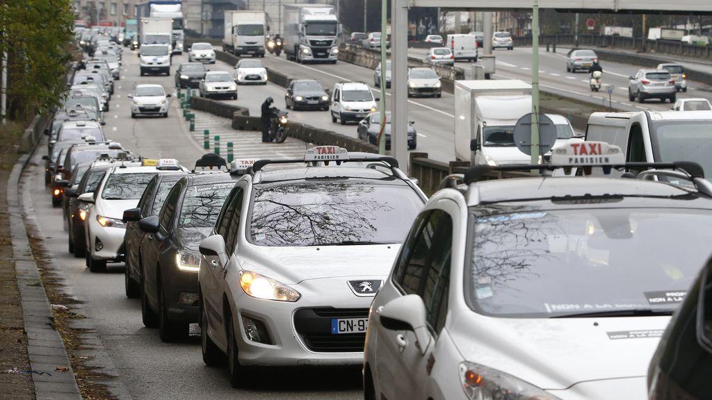 París impone la circulación alterna por la alta contaminación
