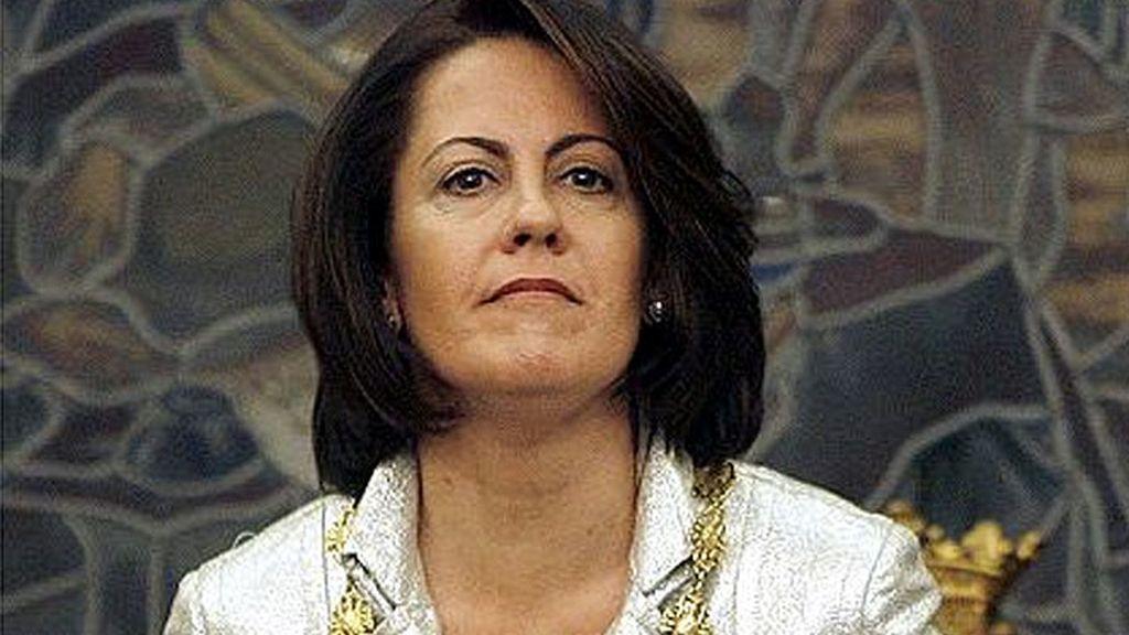 Yolanda Barcina, nueva presidenta UPN
