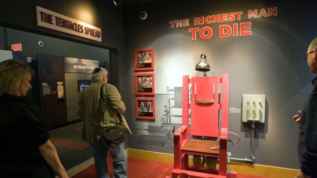 Tennessee reinstaura la silla eléctrica