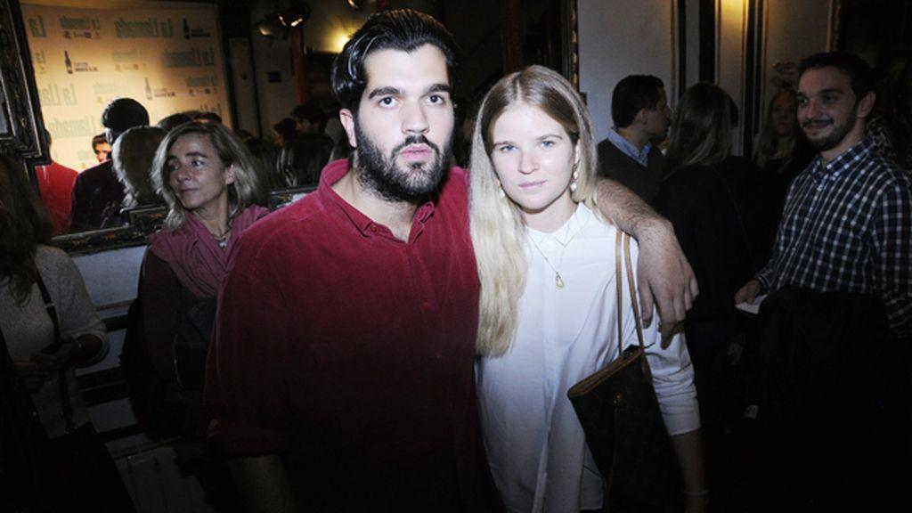 Jacobo Salvador y María Rosenfeldt, los jóvenes diseñadores de Heridadegato