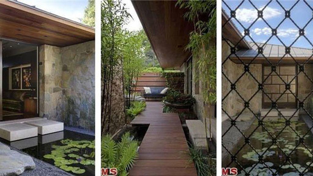 La casa de Jennifer Aniston en Beverly Hills, en venta