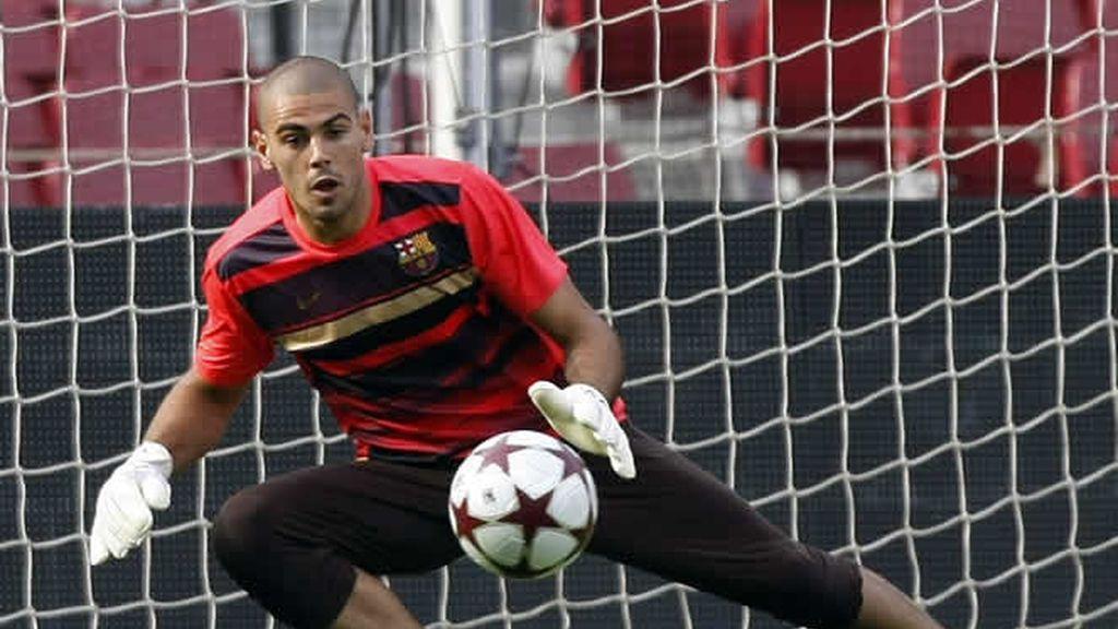 El futuro de Valdés podría estar en Inglaterra