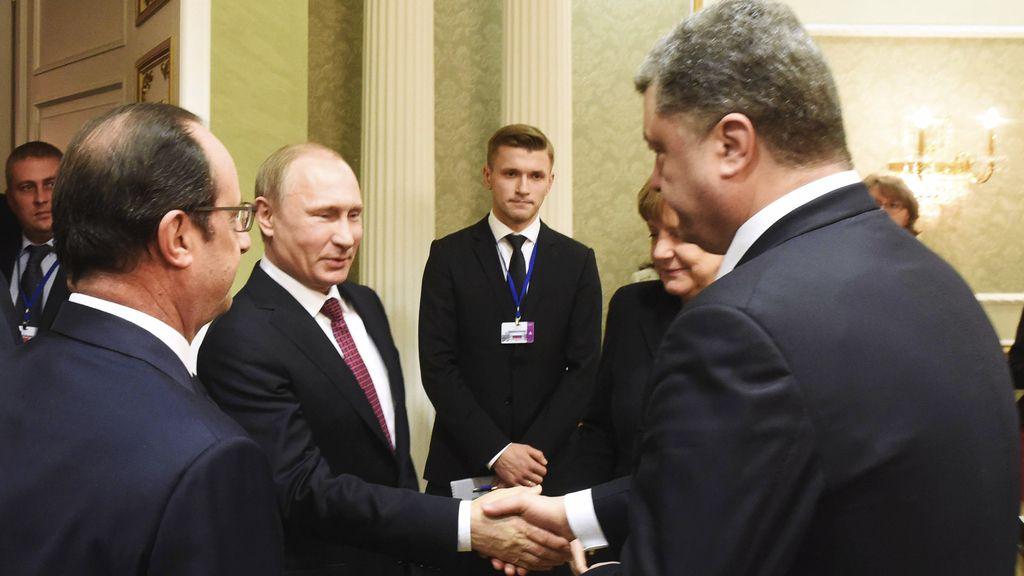 Acuerdo entre Ucrania y Rusia