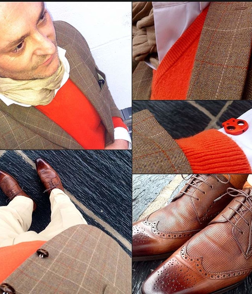 Tostados & Naranja (07/01/2014)