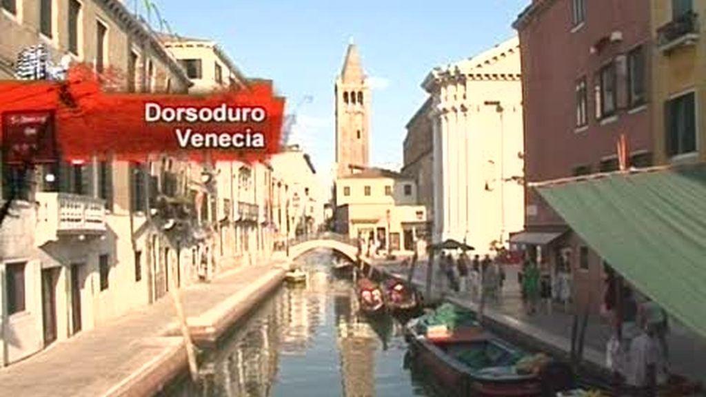 Venecia: Caminar por los puentes es muy sano y muy barato