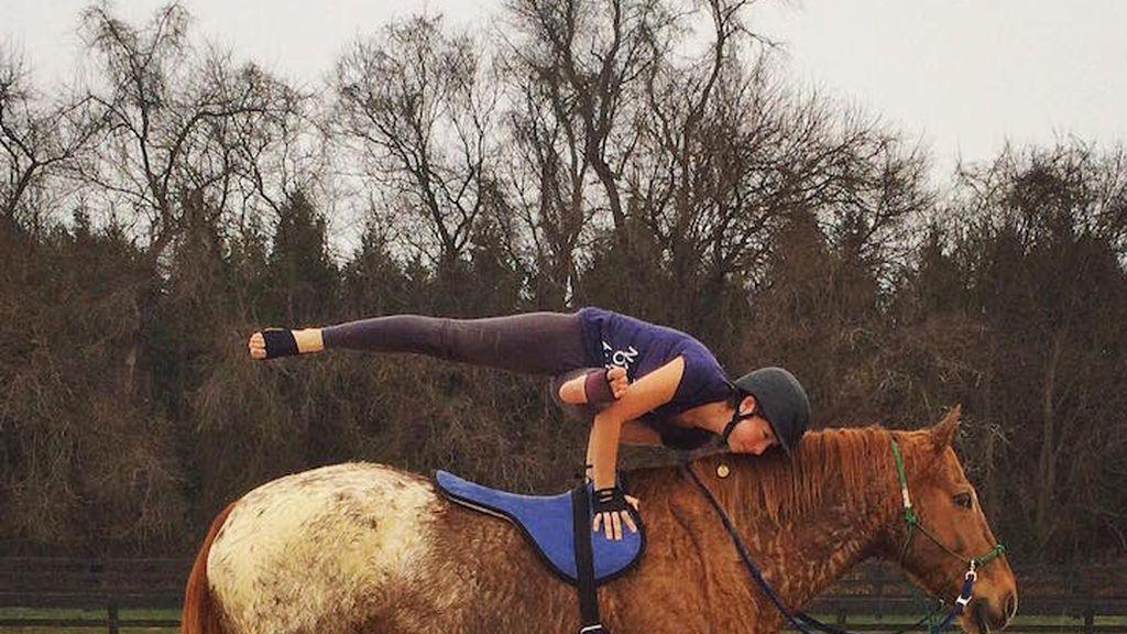 Algunas personas creen que daña al caballo