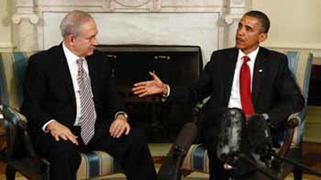 """Obama sostiene que se han producido """"verdaderos progresos"""" en la franja de Gaza"""
