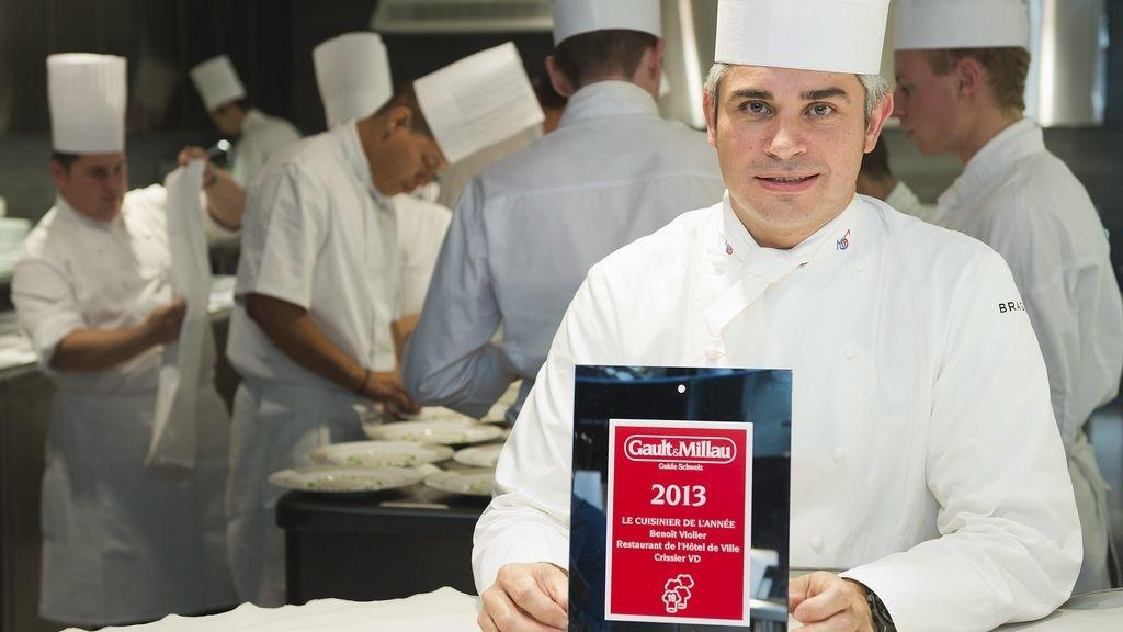 Violier, el mejor chef del mundo