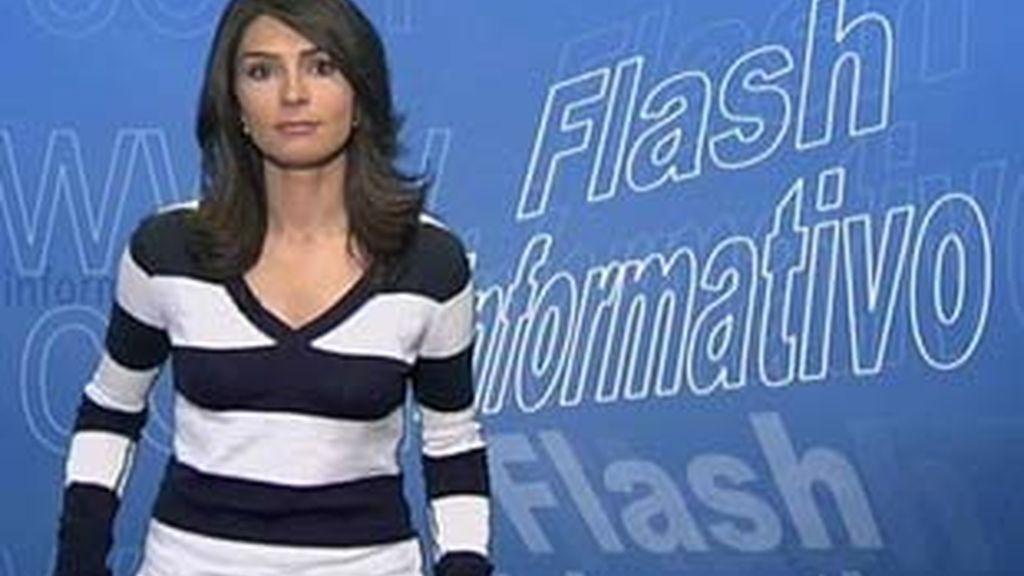 La actualidad del día de la mano de Marta Fernández. Foto: informativos Telecinco.