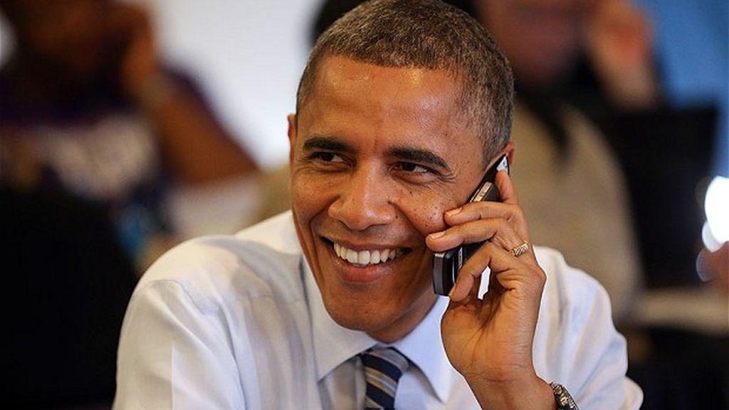 Barack Obama,iPhone,seguridad,uso,smartphone,prohibido