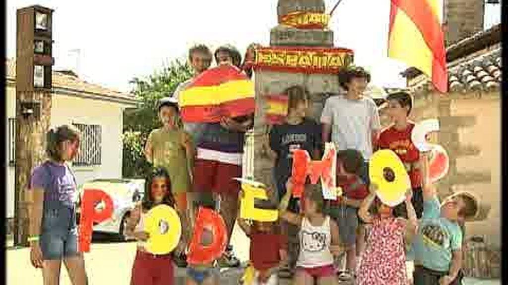 Ilusión en todos los rincones de España