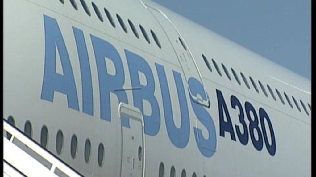Duro golpe para Airbus