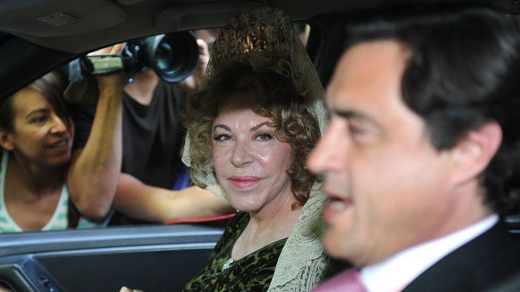 El nieto bohemio de la Duquesa de Alba da el 'sí quiero'