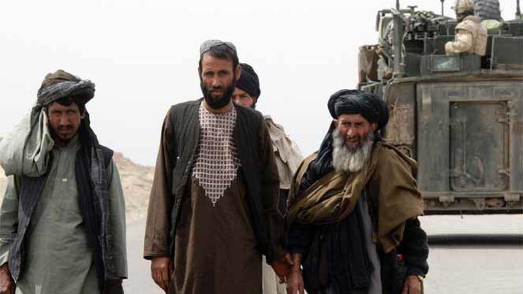 Talibanes en Pakistán