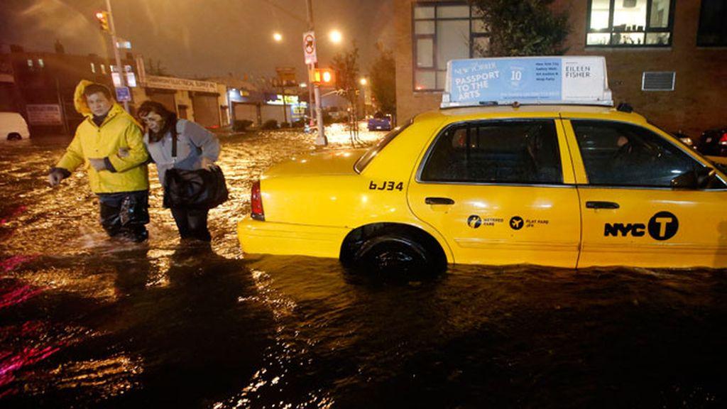 Brooklyn, inundado