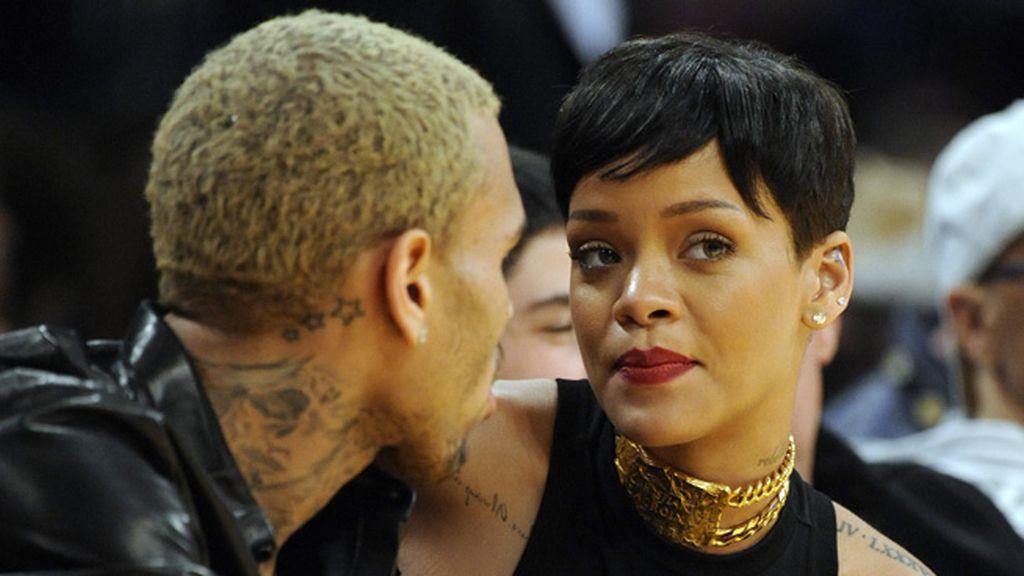 Rihanna pasó las Navidades en Barbados, en familia