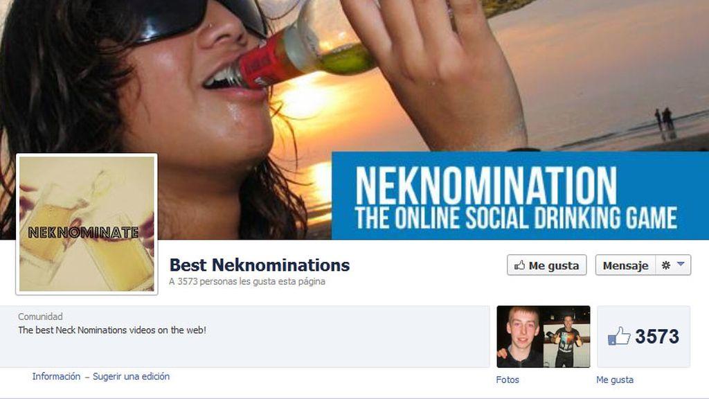 NekNomination
