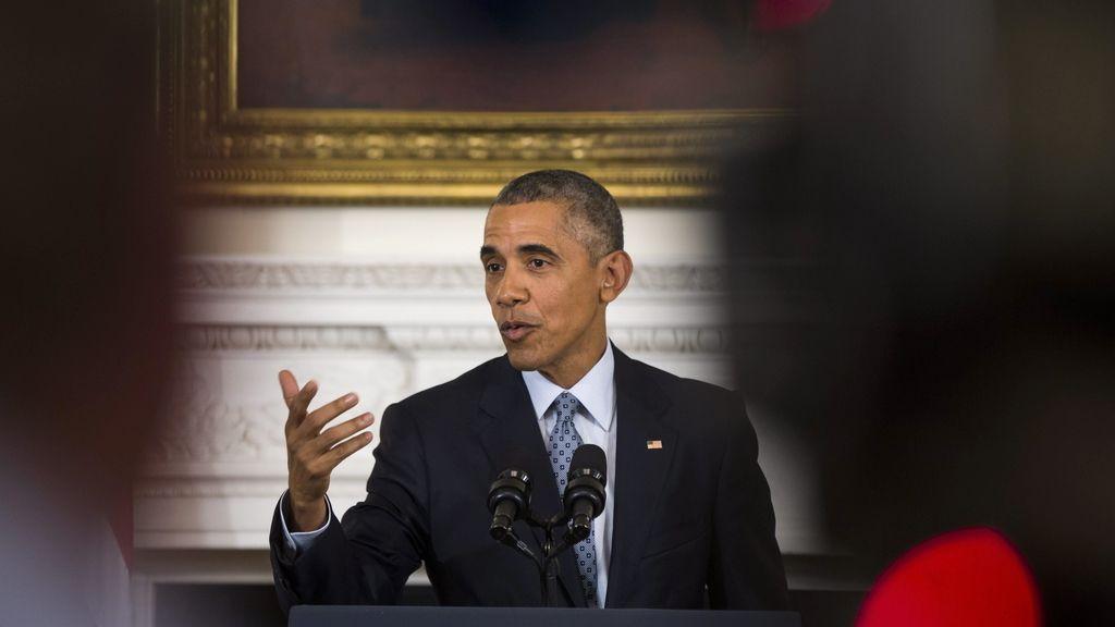 Obama se pronuncia sobre la alianza entre Rusia y Siria