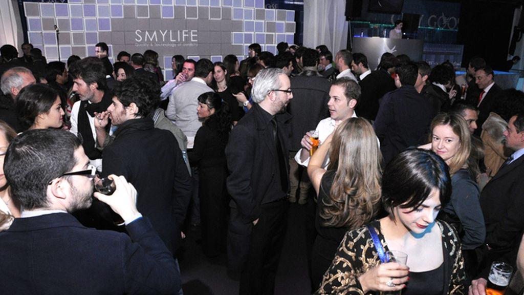 El MOMA, escenario de la fiesta Smysecret