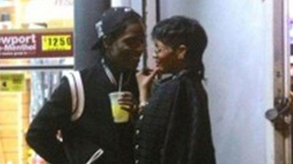 Rihanna rapero A$AP