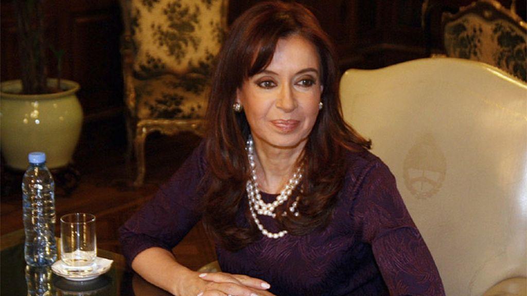 Presidenta anrgentina
