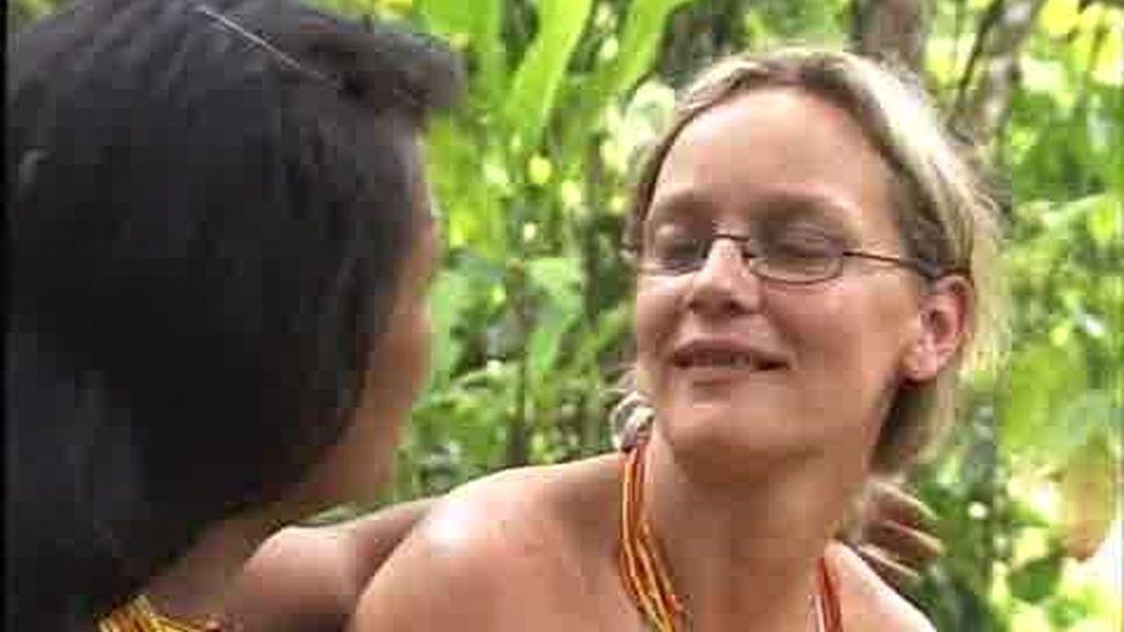 Sonia ha encontrado su alma gemela en los mentawai