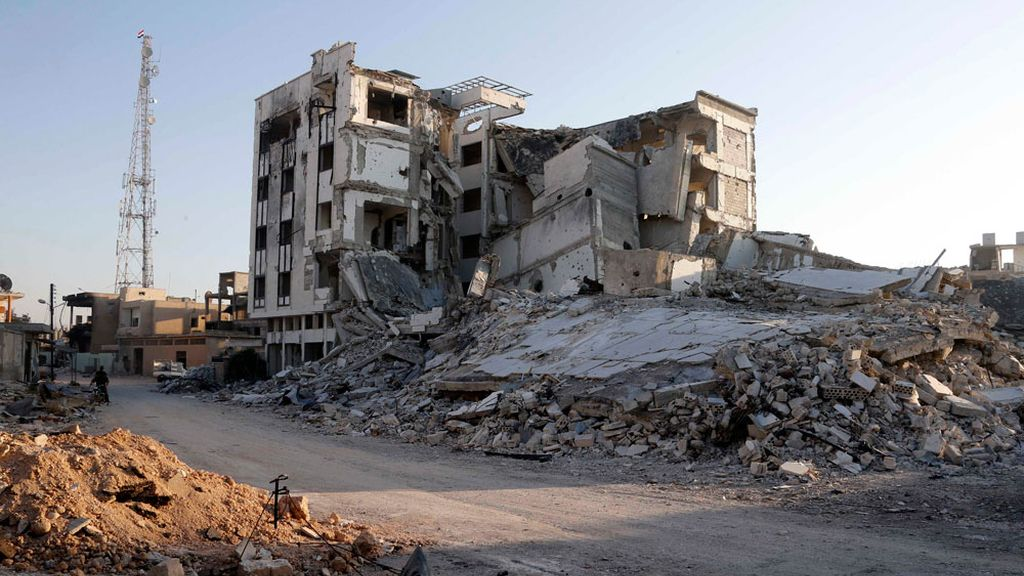 """El Ejército Libre Sirio """"continuará su lucha"""" tras su derrota en Qusair"""
