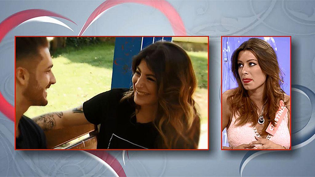 """Hugo, a Andrea: """"Me pareces una chica interesante y guapa"""""""